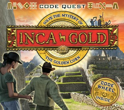Book cover for CodeQuest: Inca Gold